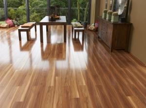 Luxurious New Flooring