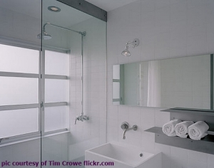 Big Ideas For Small Bathrooms by Renovator Auctions Sydney