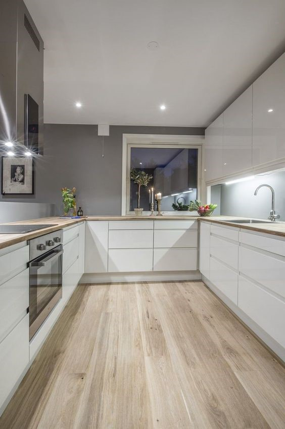 Is Grey The New White In Kitchen Renovations?