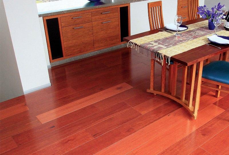 Rose Gum Engineered Floating Floor 48 Per M2 Renovator Auctions