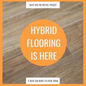 Hybrid Flooring Campbelltown