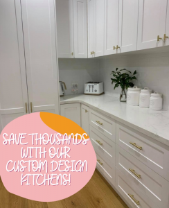 custom made kitchens bankstown